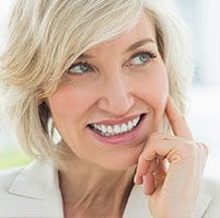 replace missing teeth in Plano TX